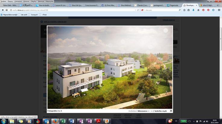 Vila domy Na Vidouli - nedoporučujeme