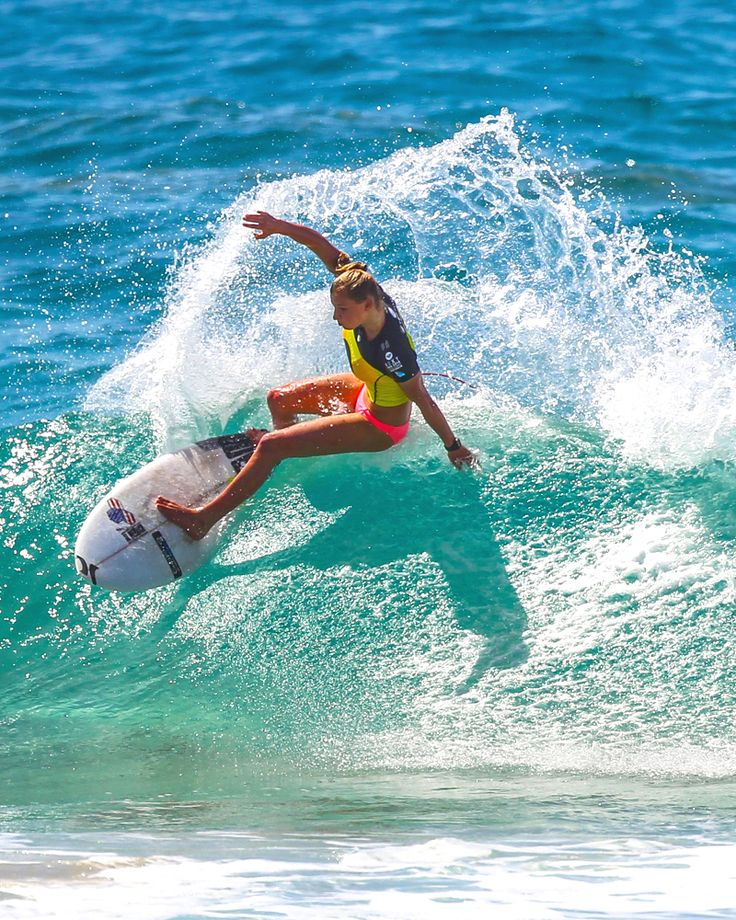 Surf girl... Lakey Peterson...