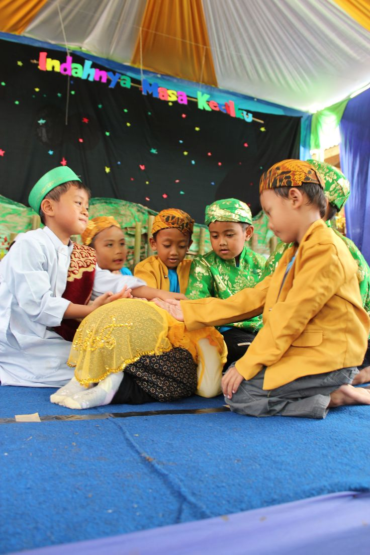 """Play traditional game """"Cublek - cublek Suweng"""". One of traditional Indonesia""""s games."""