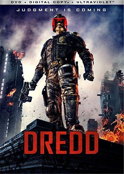 Karl Urban & Lena Headey - Dredd