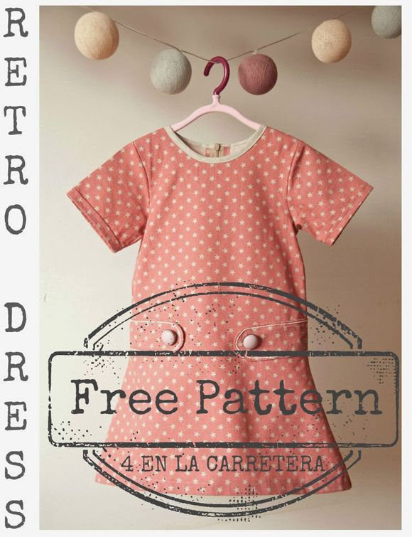 free pattern for a little dress