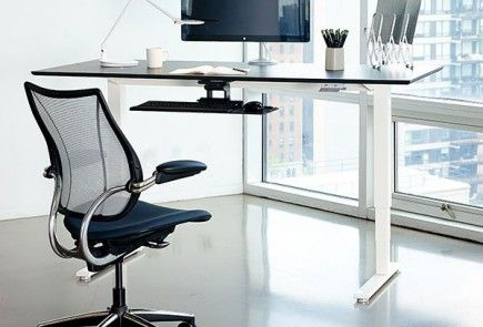 best 25 stand up desk ideas on pinterest standing desks diy standing desk and design desk. Black Bedroom Furniture Sets. Home Design Ideas