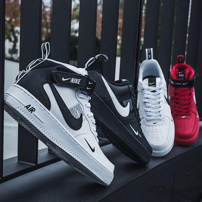 Obraz Moze Zawierac Buty Nike Shoes Air Force Nike Air Sneakers Men Fashion