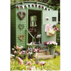definitely going to have to do something with my potting shed