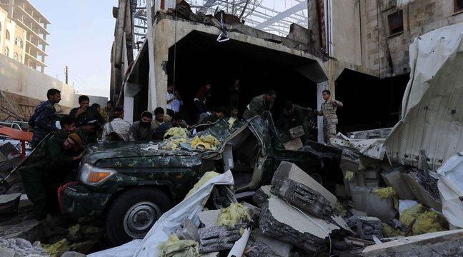 Raid meurtrier au Yémen C'est une guerre par procuration entre l'Arabie Saoudite et l'Iran - 20minutes.fr