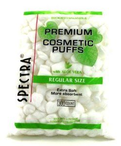 Tiffany Regular Puffs 300's Bag (Pack of 48) by Specra Gels. $53.99