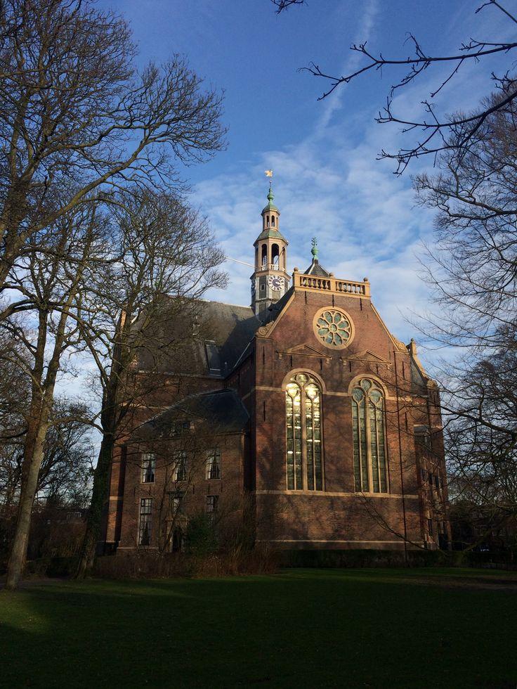 Nieuwe kerk, Nieuwe Boteringestraat, Groningen