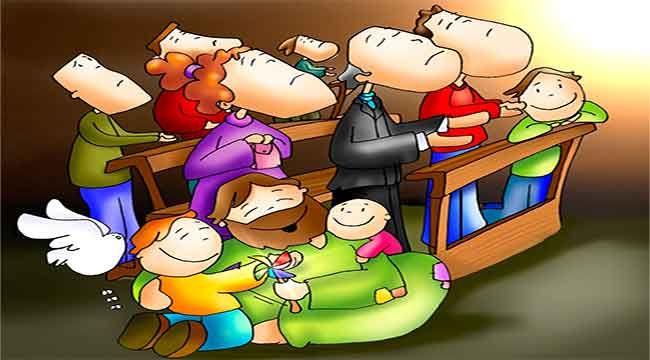 La misa diaria para el mes de abril 2013