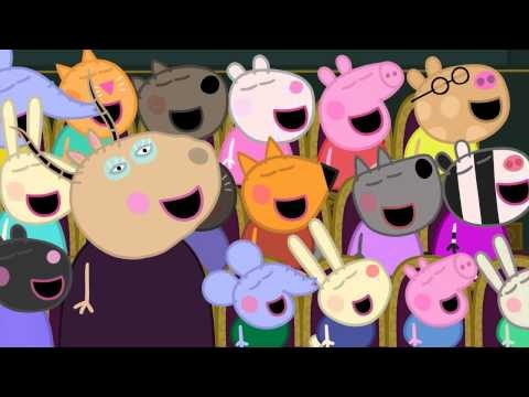 Peppa Pig Vol. 17 - The Christmas Show trailer - on DVD now!
