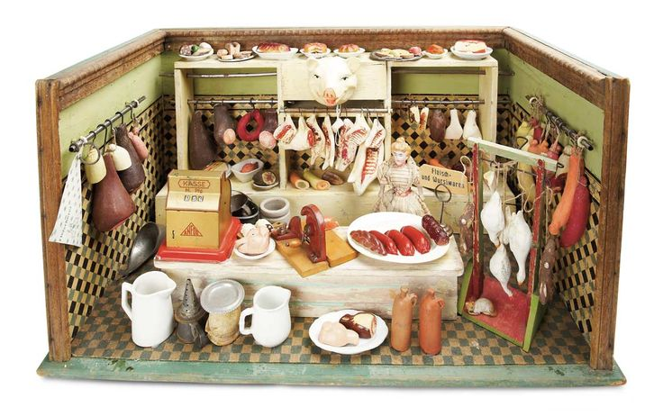 1000 images about antique doll house rooms roombox furniture dolls on pinterest miniature - Furniture wereld counter ...