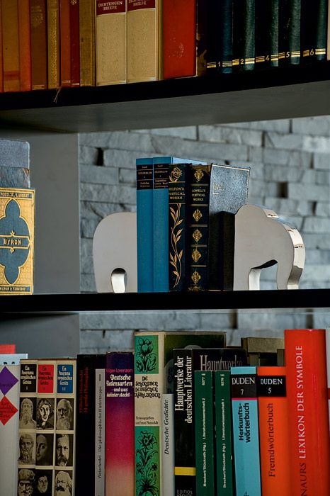 Podpórka do książek Elephant - Philippi dostępna na FabrykaForm.pl