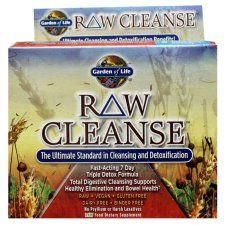 Raw Cleanse 7 Day Triple Detox Kit, 1 Kit, Garden of Life | Free Shipping