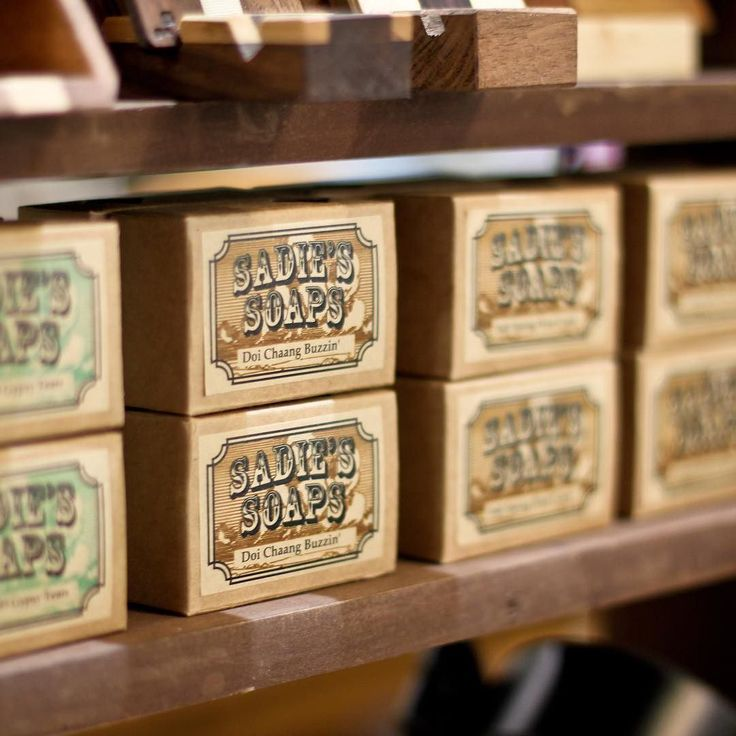 Do you love beer AND local breweries? @sadiessoaps using real Craft Beer from local Vancouver breweries to infuse their awesome bar soaps!
