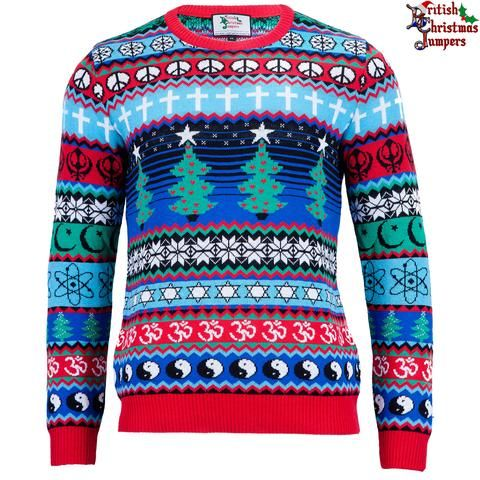 British Christmas Jumpers | British Christmas Jumpers - Knitted Christmas Sweaters