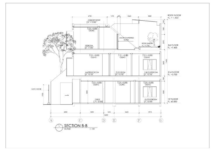Split House / TWS & Partners