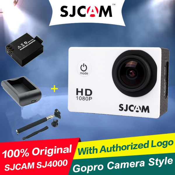 Original SJCAM SJ4000 Basic 1080P Extreme Sport DV Full HD Helmet Action Camera Diving 30M Waterproof Camera US $64.79 To Buy Or See Another Product Click On This Link  http://goo.gl/EuGwiH
