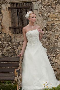 Robe de mariee lips point mariage