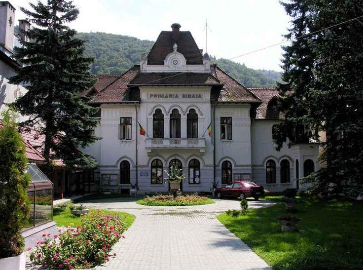 Primaria orasului Sinaia, judetul Prahova, Romania