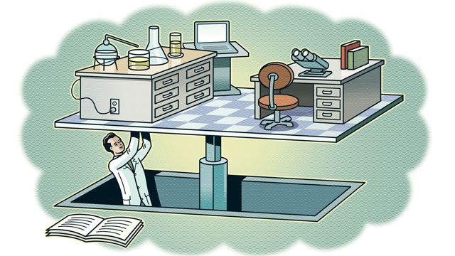 DIY in the Lab - Things break in the lab. Here's how to protect your equipment, and what to do when it stops working.   The Scientist Magazine®