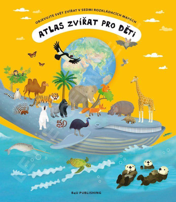 Atlas zvířat pro děti - Tomáš Tůma » Levné učebnice