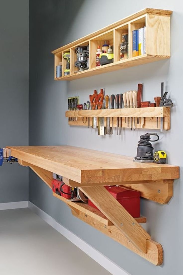 Idee Garage Fai Da Te pin by woodworking plans   projects   on woodworking