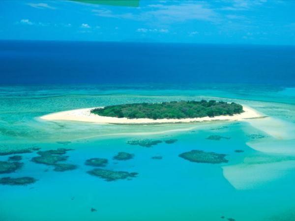 Great Barrier Reef. Cairns, Australia