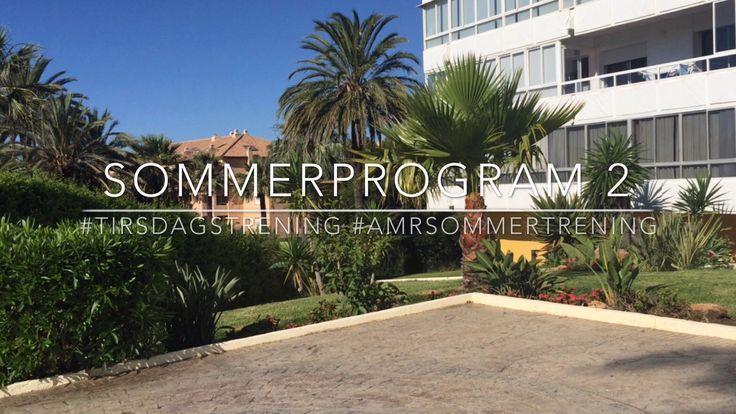 Sommerprogram 2