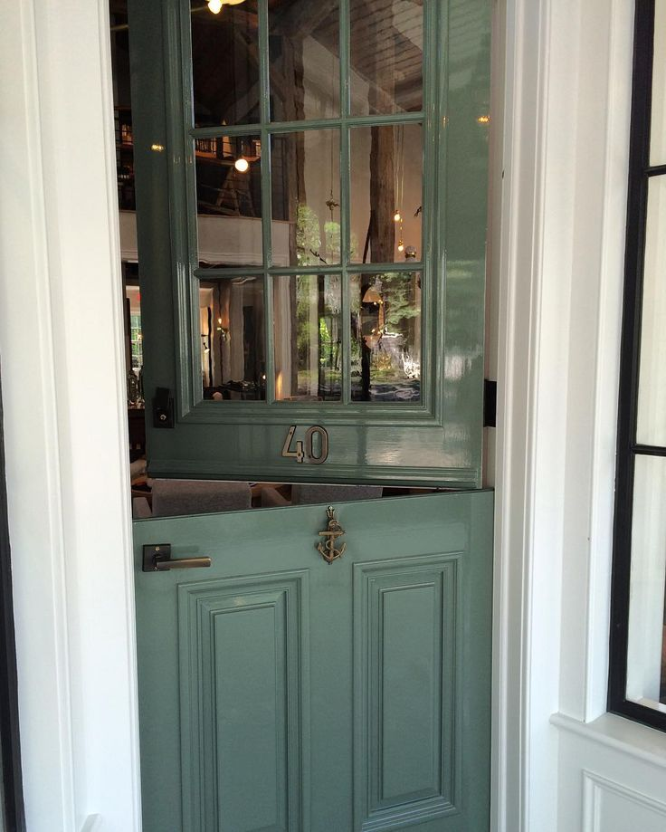 143 Best Painted Doors Images On Pinterest: Best 25+ Dutch Door Ideas On Pinterest