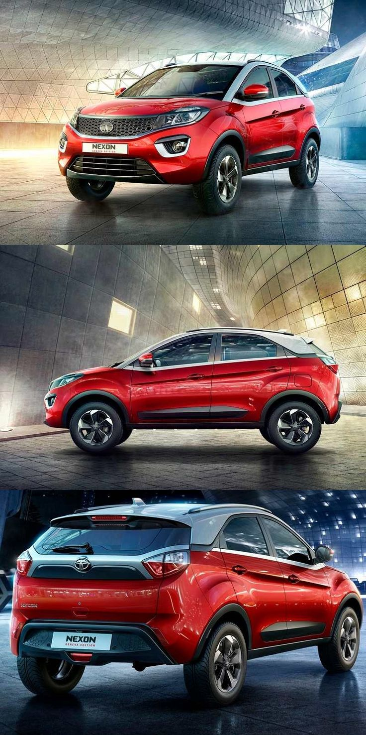 Tata Motors is gearing up to add an all-new compact SUV, Nexon to its Indian lineup.