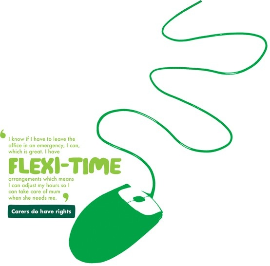 Being a full time carer as well as having a full time job can feel impossible. Did you know that you can write to your employer to request flexi-time? Find out if you could be entitled.