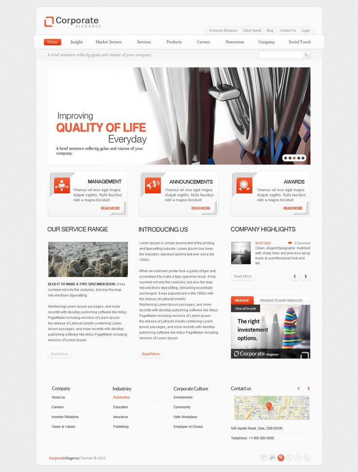 230 best PSD Website Templates images on Pinterest Ideas, Board - jsa form template