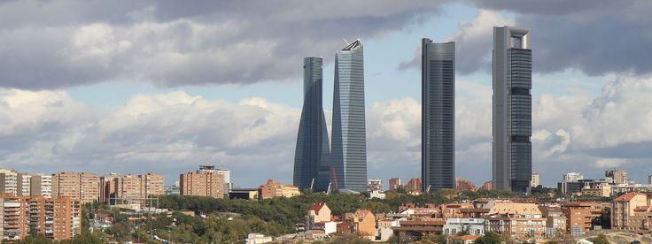 Madrid, Spain (Cuatro Torres Bussiness Area).