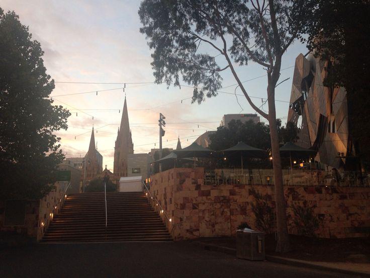 Federation Square | Melbourne