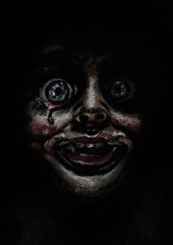 Pin On Creepy Scary