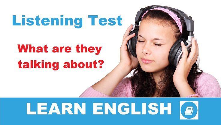 Hallás utáni szövegértés feladat alapfokú nyelvvizsga felkészüléshez. Hallgasd meg a 6 rövid párbeszédet, és döntsd el, milyen témáról beszélgetnek az emberek