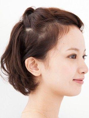 運動会におすすめの髪型!ママのヘアアレンジ♡ショート~ロング | 美人部