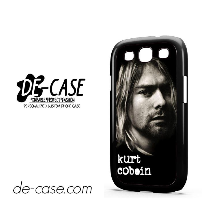 Kurt Cobain A Hole In My Life DEAL-6247 Samsung Phonecase Cover For Samsung Galaxy S3 / S3 Mini