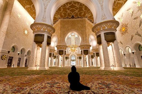 """""""And when My servants ask you, [O Muhammad], concerning Me - indeed I am near. I respond to the invocation of the supplicant when he calls upon Me. So let them respond to Me [by obedience] and believe in Me that they may be [rightly] guided."""" [2:186]"""