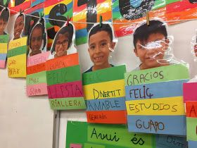 Blog para compartir dinámicas educativas para niños entre 6-8 años.