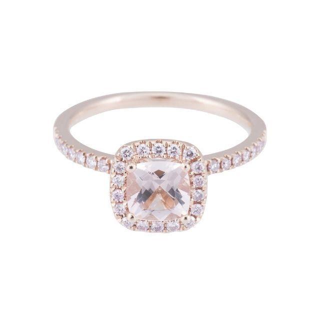 Pink Power: 28 anelli di fidanzamento con diamanti rosa di cui ti innamorerai subito