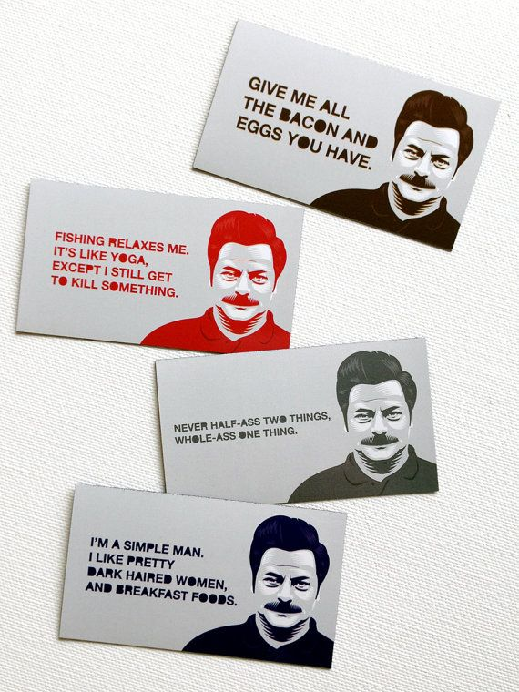 35 best I'm Ron f-ing Swanson images on Pinterest | Parks and ...