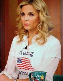 Elisabeth Hasselbeck - her dad, Kenneth Filarski, was Polish American.