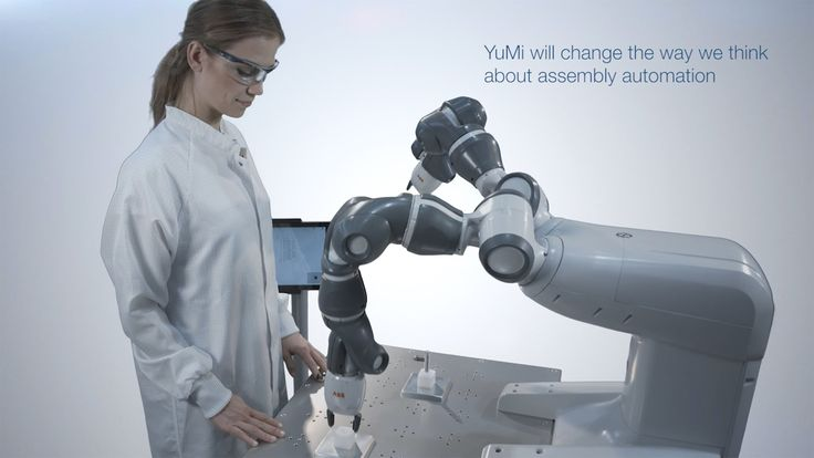 ABB Robotics - Introducing YuMi. World's first truly collaborative robot.
