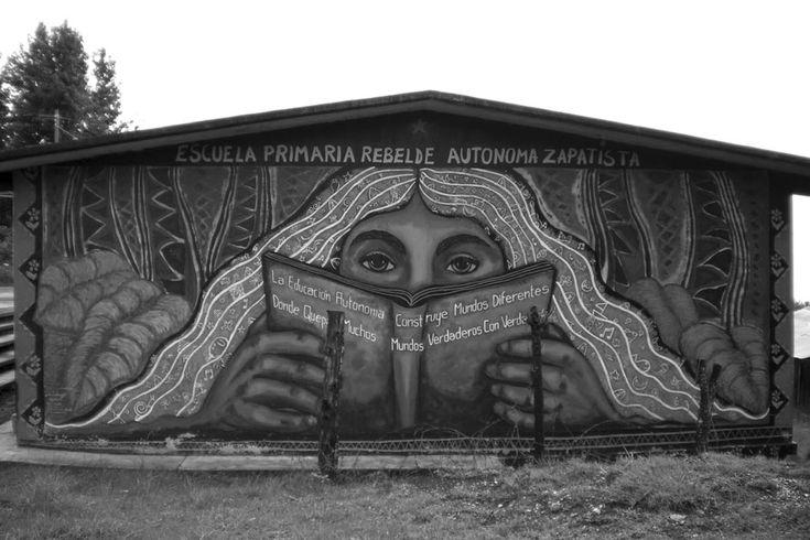 El sistema autónomo de educación zapatista: resistencia, palabra y futuro | Revista Pueblos