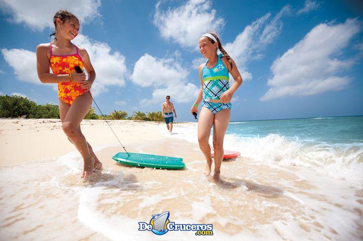 Cruceros en familia por Caribe con Carnival http://www.decruceros.com/navieras/1/1