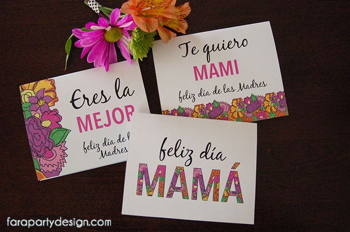 Freebie-MothersDay Greeting Cards by Fara Party Design
