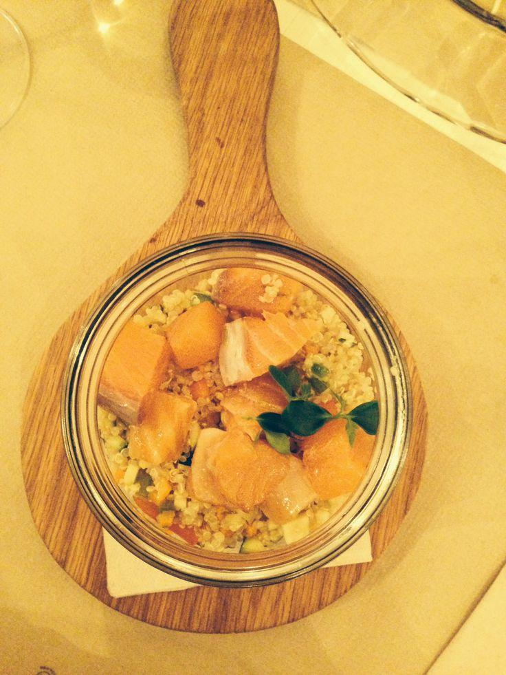 Quinoa at Dray Martina madrid