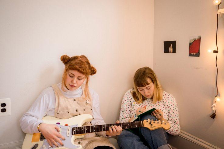 Girlpool Are The New Teen Queens Of Rock