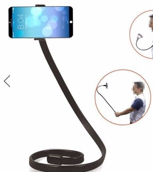 Flat Stand Holder Selfie Stick for Under 6 inch Smartphone