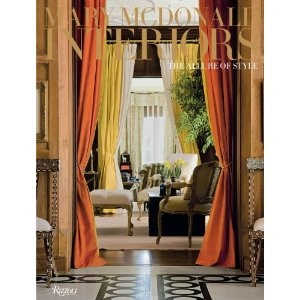 """Mary McDonald's """"Interiors: The Allure of Style""""..."""